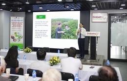 Công bố 2 hoạt chất mới giúp hạ đường huyết mạnh trong dây thìa canh Việt Nam