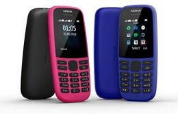 """""""Cục gạch"""" Nokia 105 được bán với giá chỉ hơn 300.000 đồng tại Việt Nam"""