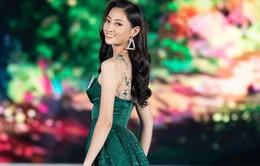 """Hoa hậu Lương Thùy Linh: """"Tôi muốn làm gì đó cho quê hương Cao Bằng"""""""