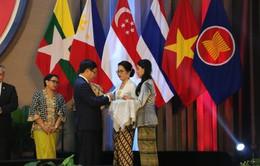 Việt Nam đặt Hộp Thông điệp tương lai tại trụ sở mới của Ban Thư ký ASEAN