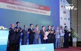 Thành lập Liên minh Chuyển đổi số tại Vietnam ICT Summit 2019