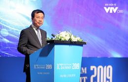 Khai mạc Vietnam ICT Summit 2019: Chuyển đổi số vì một Việt Nam hùng cường