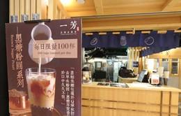 Trà sữa bùng nổ ở Hong Kong (Trung Quốc)