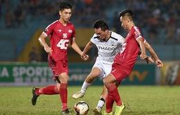 Lịch thi đấu và trực tiếp vòng 20 V.League 2019 hôm nay (9/8): Hoàng Anh Gia Lai - CLB Viettel