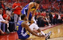 Kevin Durant lần đầu chia sẻ về chấn thương tại NBA Finals 2019