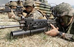 Triều Tiên cảnh báo các cuộc tập trận Hàn Quốc, Mỹ