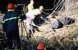 Hải Phòng: Công trình xây dựng xảy ra vụ sập giàn giáo tối 8/8 là công trình xây dựng trái phép