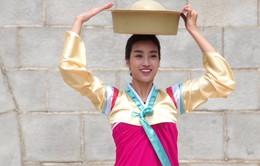Bán kết Cuộc đua kỳ thú 2019: Đỗ Mỹ Linh được khen hết lời trong điệu múa Triều Tiên