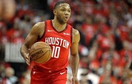 Eric Gordon đồng ý gia hạn hợp đồng với Houston Rockets