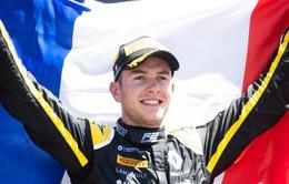 Tay đua Antoine Hubert tử nạn tại trường đua Spa Francorchamps