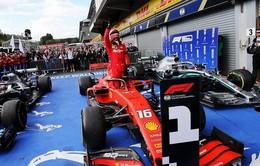 Đua xe F1: Charles Leclerc giành chiến thắng tại GP Bỉ