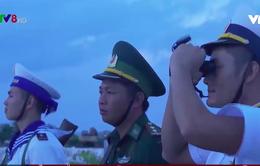 Những chiến sỹ quân y trên đảo tiền tiêu Trường Sa