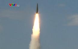 Nga phóng thử tên lửa Iskander