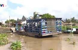 Tăng cường đảm bảo an toàn giao thông thủy mùa mưa lũ