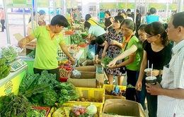 TP.HCM khai mạc chợ phiên nông sản