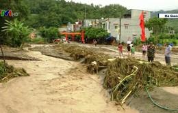 Ba tỉnh miền núi phía Bắc thiệt hại do mưa lũ