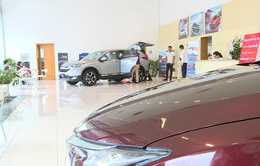 Thị trường ô tô cuối năm sẽ ổn định