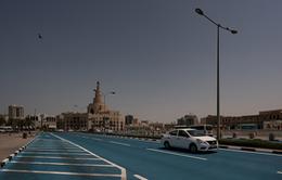 Qatar thử nghiệm phương pháp mới giúp hạ nhiệt thủ đô Doha