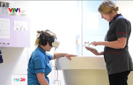 Thiết bị thực tế ảo giúp phụ nữ giảm cơn đau sinh nở
