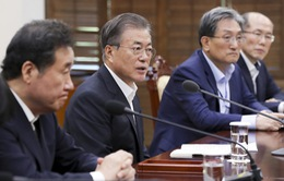 Hàn Quốc xem xét điều kiện an ninh sau vụ phóng vật thể bay mới nhất của Triều Tiên