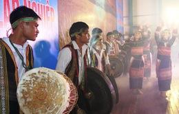 Sẵn sàng cho Liên hoan văn hóa cồng chiêng Bình Định