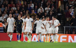 Kết quả vòng loại Euro 2020 (ngày 11/9): Anh 5-3 Kosovo, Lithuania 1-5 Bồ Đào Nha, Pháp 3-0 Andorra