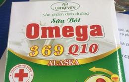 Đắk Nông: Thu giữ hơn 5.000 hộp sữa bột Omega 369 Q10 Alaska không đạt chuẩn