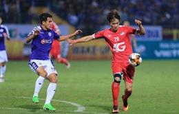 Lịch thi đấu và tường thuật trực tiếp vòng 23 V.League 2019: Tâm điểm CLB Hà Nội – CLB Viettel