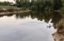 Chưa bắt được cá sấu xuất hiện trên sông ở Hà Tĩnh