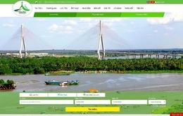 Cần Thơ ra mắt Cổng thông tin du lịch và ứng dụng du lịch trên thiết bị di động