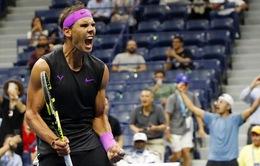 Nadal và cơ hội làm nên lịch sử sau giải Mỹ mở rộng 2019