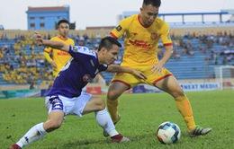 CLB Hà Nội - DNH Nam Định đá bù vòng 22 V.League 2019 (19h 11/9): Lợi thế sân nhà