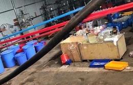 Kon Tum triệt phá cơ sở sản xuất ma túy cực lớn