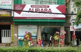 Phạt 15 triệu đồng, buộc tháo dỡ biển hiệu trái phép của Công ty cổ phần địa ốc Alibaba