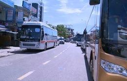 Lộn xộn bãi đậu xe tại TP Nha Trang
