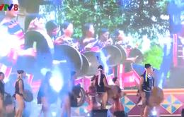 Khai mạc Liên hoan văn hóa cồng chiêng Bình Định