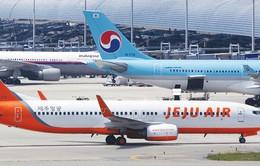 Các hãng hàng không châu Á thiệt hại nặng do chiến tranh thương mại
