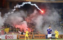 Sân Hàng Đẫy bị treo 2 trận, cấm CĐV Nam Định đi sân khách đến hết mùa