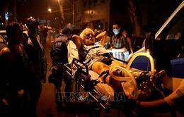 Cháy lớn tại một bệnh viện ở Brazil