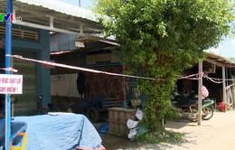 Cuộc sống tạm bợ của người dân vùng sạt lở ở An Giang