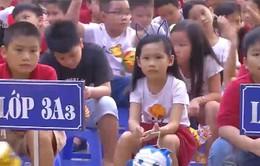 Hà Nội: Nhiều trường học nói không với rác thải nhựa
