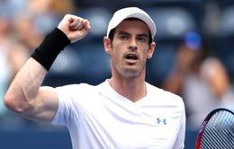 Andy Murray nhận vé đặc cách tham dự Thượng Hải Masters