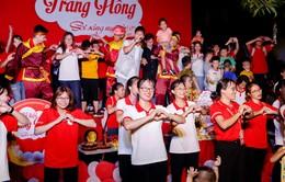 Lễ hội Trăng hồng - Hiến máu tiếp sức người bệnh
