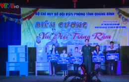 Quảng Bình chăm lo tết trung thu cho trẻ em vùng biên giới