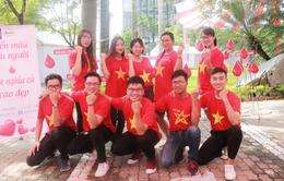 VPY46 sôi nổi tham gia các hoạt động về cộng đồng