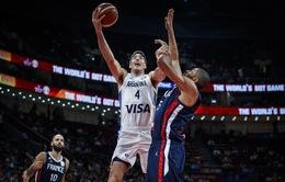 Argentina và Tây Ban Nha gặp nhau tại chung kết FIBA World Cup 2019