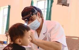 Vụ cháy Rạng Đông: Khám sức khỏe miễn phí cho trẻ em mầm non quận Thanh Xuân