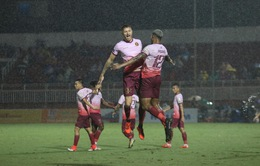 CẬP NHẬT Kết quả, lịch thi đấu & BXH vòng 23 V.League 2019, ngày 14/9: CLB Sài Gòn đẩy HAGL rơi xuống nhóm nguy hiểm