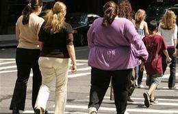 """Tỷ lệ béo phì tại Mỹ """"tăng theo chiều thẳng đứng"""""""