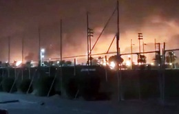 Mỹ và Saudi Arabia ngăn chặn tấn công vào cơ sở lọc dầu